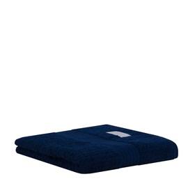 Toalha de Rosto Fio Penteado Canelado Buddemeyer 1645 Azul Marinho