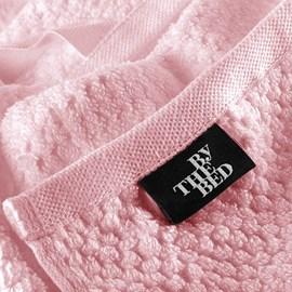 Toalha de Rosto Supreme By The Bed Pink Algodão Egípcio