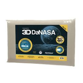 Travesseiro 3D DaNasa Viscoelástico Quadrado