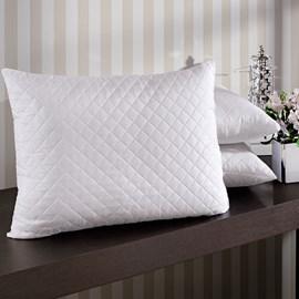 Travesseiro Matelassado Hedrons 50x70