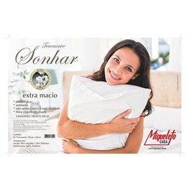 Travesseiro Sonhar Miqueleto 50x70